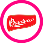 Logo da Empresa Bauducco