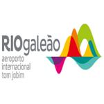 Logo da Empresa Galeão - Aeroporto Tom Jobim