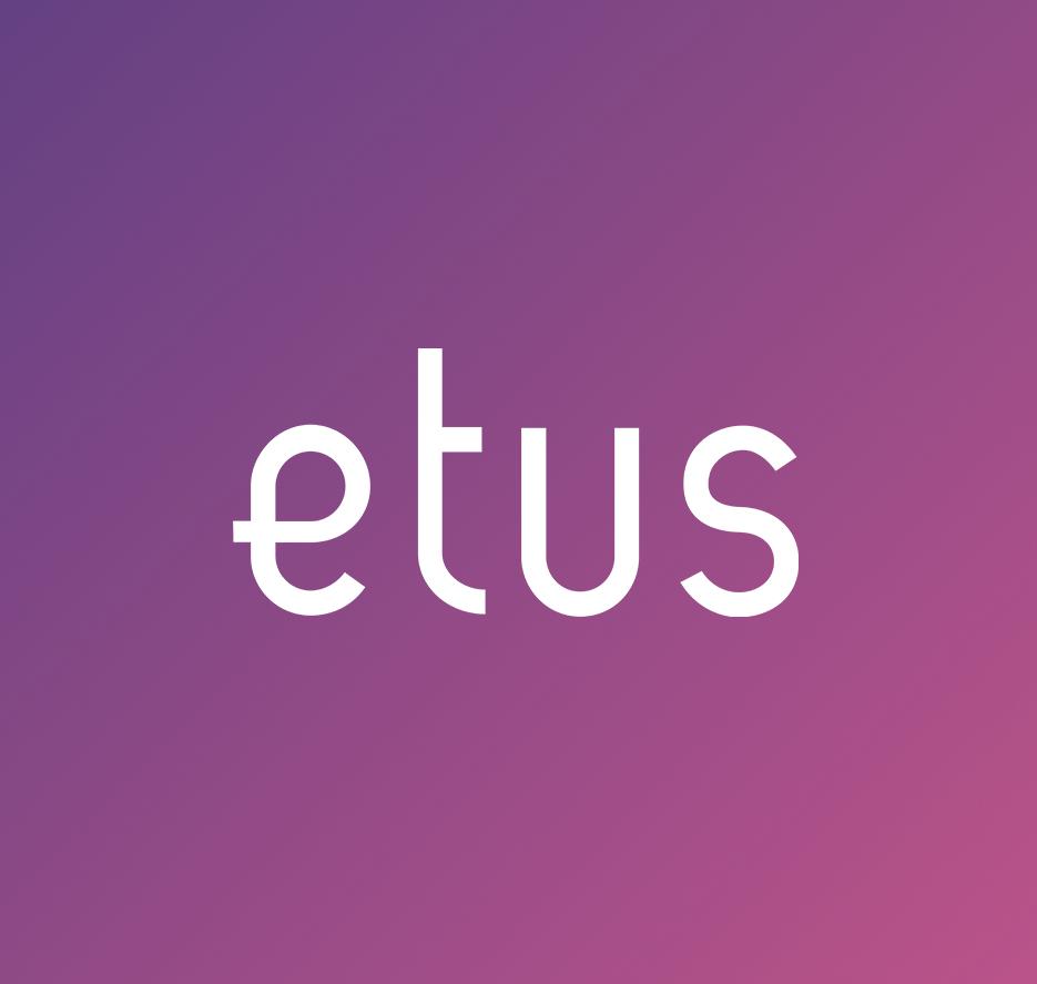 Logo da Empresa Etus