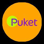 Logo da Empresa Puket - Loja online