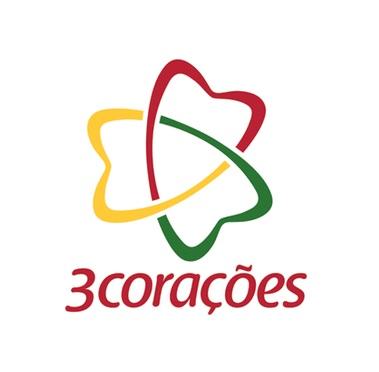 Logo da Empresa 3corações