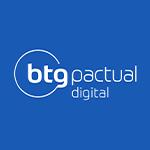 Logo da Empresa BTG Pactual digital