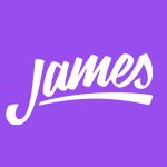 Logo da Empresa James Delivery