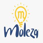 Logo da Empresa Moleza App